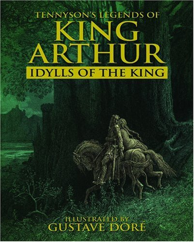 Book cover for Idylls of the King