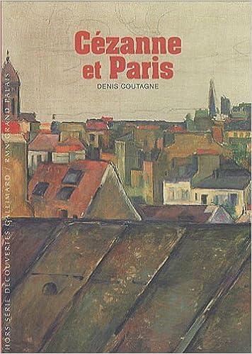 Ipod téléchargements gratuits livres audio Cézanne et Paris by Denis Coutagne PDF