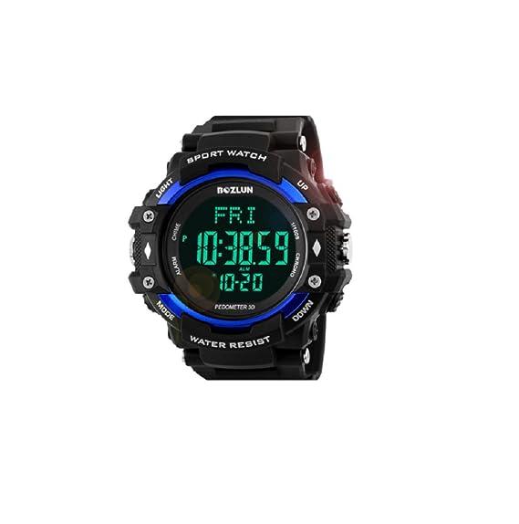 Hombre Smartwatch Electrónico Deportes Resistente al agua ...