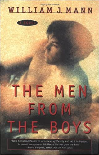 The Men From The Boys William J Mann 9780452278561 Amazon Books