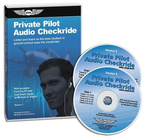 Private Pilot Audio Checkride Audio CD