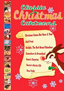 Classic Christmas Cartoons [Import]