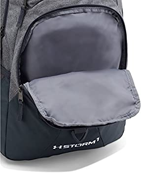 Under Armour Storm Recruit Backpack, Bayou Bluegraphite, One Size 2