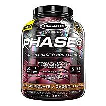 MT Performance Series Phase 8 Protein Milk Chocolate 5lbs (2.25kg) CA
