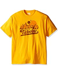 Welcome to Tatooine Men's Gold T Shirt
