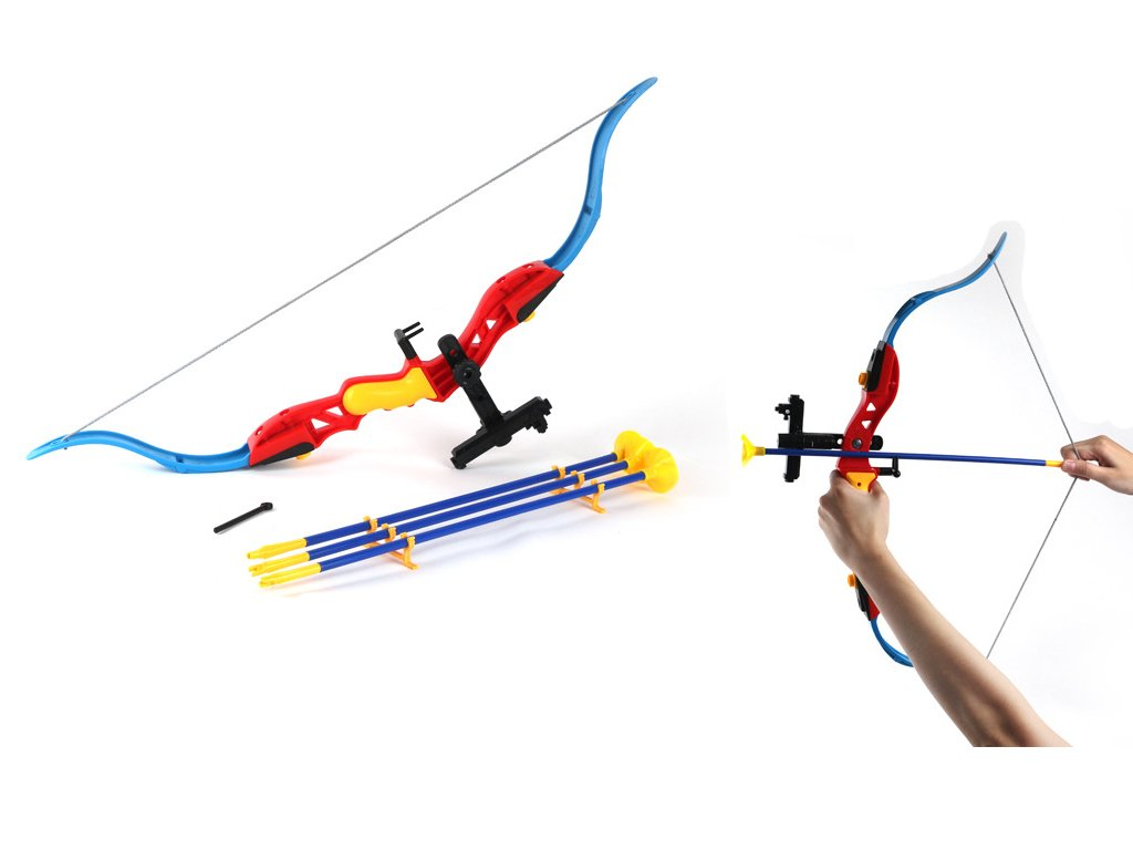 FlyArchery Bow Arrow Play Set For Children's Archery For Kids Toy Youth Archery Shooting Kit