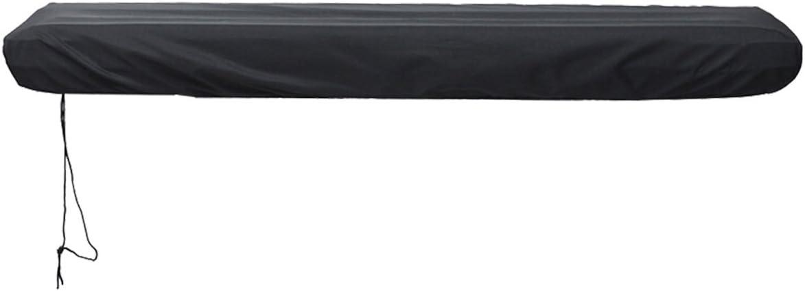 Cadillaps – Funda antipolvo para teclados de 61 y 88 teclas, color negro