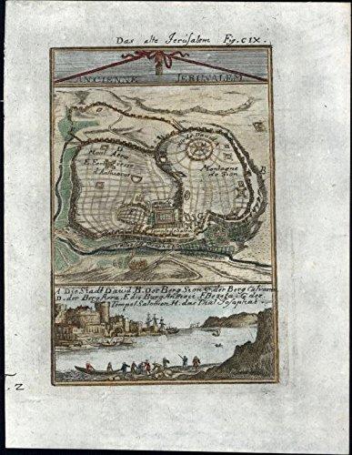 Jerusalem Antique - 7