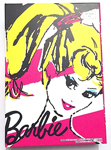 Barbie Beauty Book Retro Eyeshadow Palette plus lips Walgreens exclusive Barbie Eye Shadow
