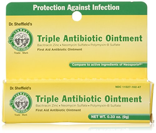 Dr. Sheffield Triple Antibiotic Ointment