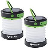 Bigfoot Outdoor Products Compact Solar Camping Lantern - Best Reviews Guide
