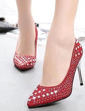 Pointus Femme Escarpins Stilettotalon Comfort Chaussures 7x8Fq1Yww