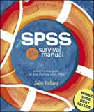 SPSS Survival Manual: Version 12 by Julie Pallant (2004-11-01)