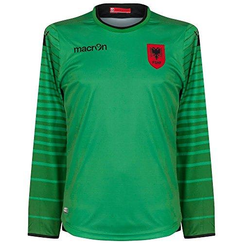 Albania away GK Shirt 20162017