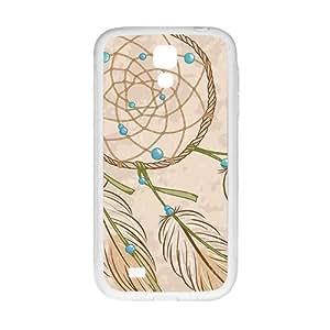 Sunrise Dreamcatcher Feather Mayan Aztec Tribal Phone Case for Samsung Galaxy S4 Case