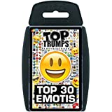 Top Trumps - Top 30 Emotis