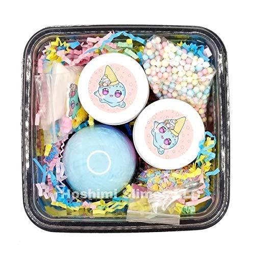 Hoshimi Ice Cream DIY Clay Slime-Hoshimi Slimes