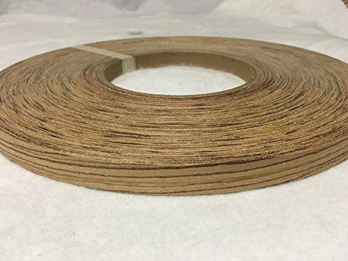 """Zebra Wood pre Glued 7/8""""x25' wood Veneer Edge banding for sale  Delivered anywhere in USA"""