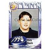 Rick Nash Hockey Card 2006 Quebec Pee-Wee Danone #8 Rick Nash