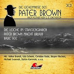 Die Geheimnisse des Pater Brown. Box 2