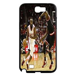 ZK-SXH - James Harden Custom Case Cover for Samsung Galaxy Note 2 N7100,James Harden DIY Cell Phone Case