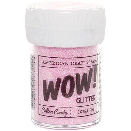 Art Wall AMC27311 30 ml Glitter, Extra Fine, Bubblegum