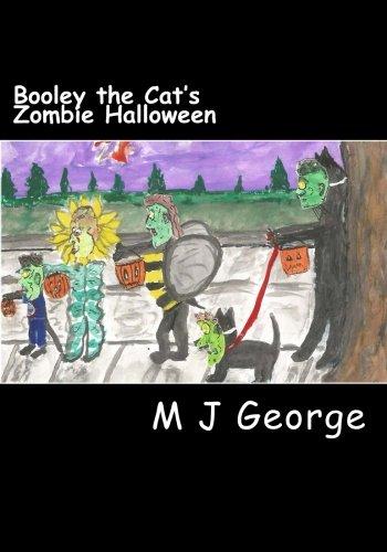 Booley the Cat's Zombie Halloween (Volume 1)