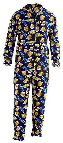 Octave - Hombre beer design novedad mono/pijama/jumpsuit [talla m/l