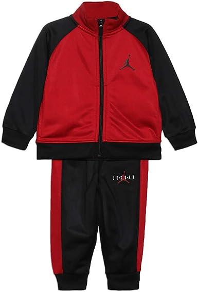 Nike 656461-297 - Chándal para bebé, Color Rojo Rojo/Negro 12 ...