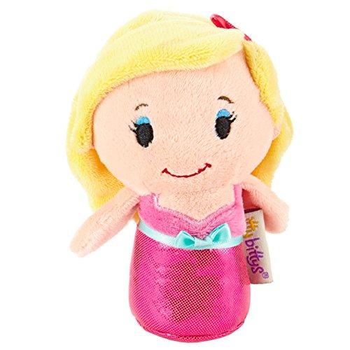 Hallmark itty bittys Blonde Barbie Stuffed Animal from Hallmark