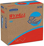 Wypall 34790CT X60 Cloths, POP-UP Box, White, 9 1/8 x 16 7/8, 126 per Box