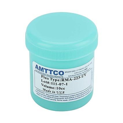 100 g RMA-223-UV Flux Soldador Pasta Herramienta Reparación, Solder Flux Pasta