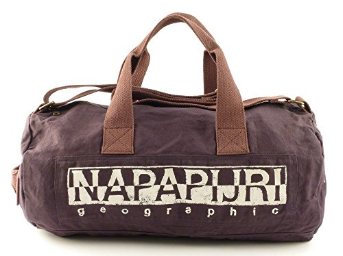 Borsone con tracolla medio Napapijri Saharian 8N02 Blue Marine