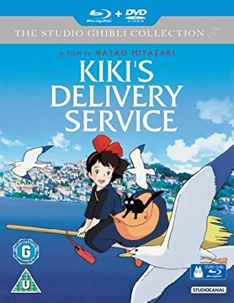 Kikis Delivery Service Majo No Takkyûbin Witchs Special Express