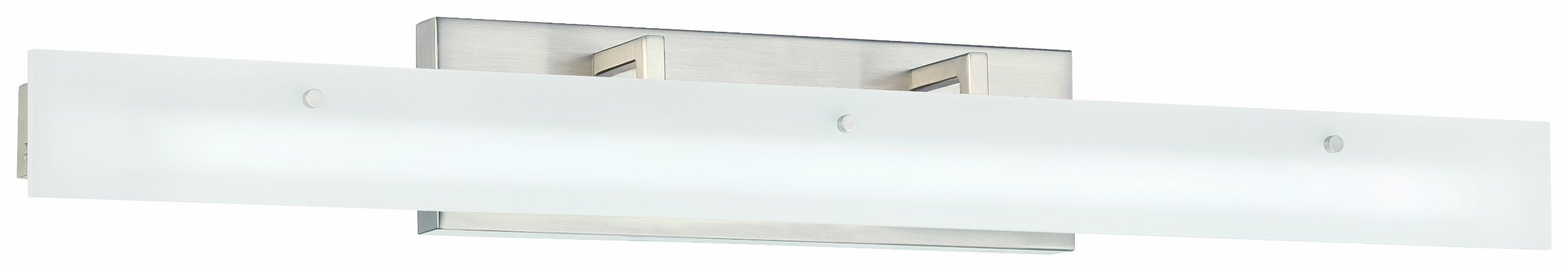 Philips Forecast 190200836 Axo Bath Light, Satin Nickel