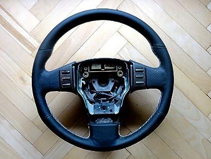 RedlineGoods Infiniti G35 (V35) 2003-07 cubierta del volante de