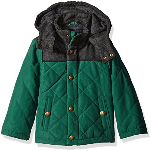 London Quilted Jacket - 4