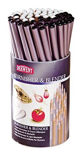 DERWENT Blender & Burnisher Set