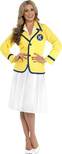 Holiday Rep hembra de Hi de Hi para mujer (chaqueta amarilla ...