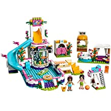 LEGO 6174672 Friends Heartlake Summer Pool 41313 Building Kit