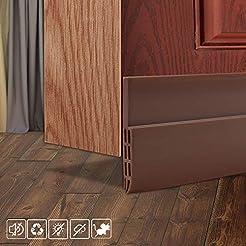 Door Draft Stopper Under Door Seal for E...