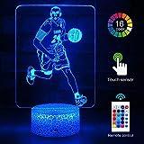 HYODREAM Kobe Night Light Basketball LED Lamp for