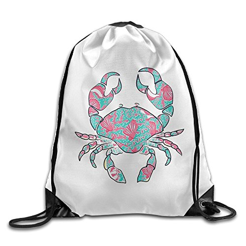 Simply Southern Preppy Sports Bag Drawstring Backpack
