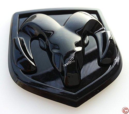 PartsTo Front Hood Grille or Rear Trunk Emblem Badge for Dodge Charger Challenger - Grille Charger Dodge