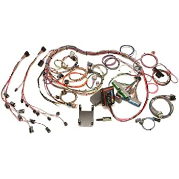 painless wiring 60221 amazon.com: painless 60221 fuel injection wiring harness ...