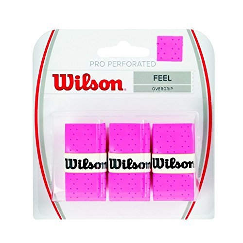 Wilson Pro Overgrip Perforated Pack product image