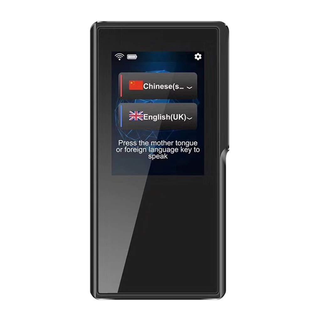 激安通販新作 B Blesiya 2.4インチスマート言語トランスレーターデバイス 電子ポケット 電子ポケット B 52言語 B07K54R4PC。 B07K54R4PC, マペット:6378f200 --- svecha37.ru