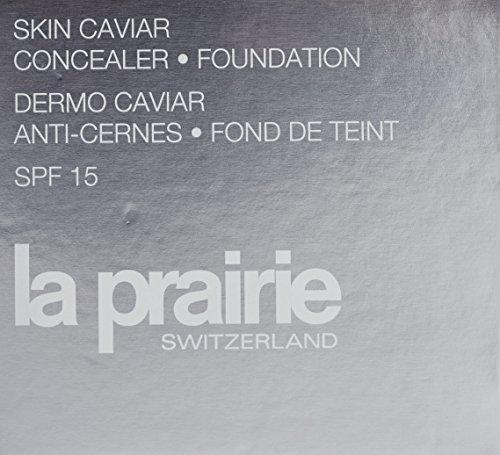 La Prairie Skin Caviar Concealer Foundation SPF 15, Soleil Peche, 1 Ounce by La Prairie (Image #3)
