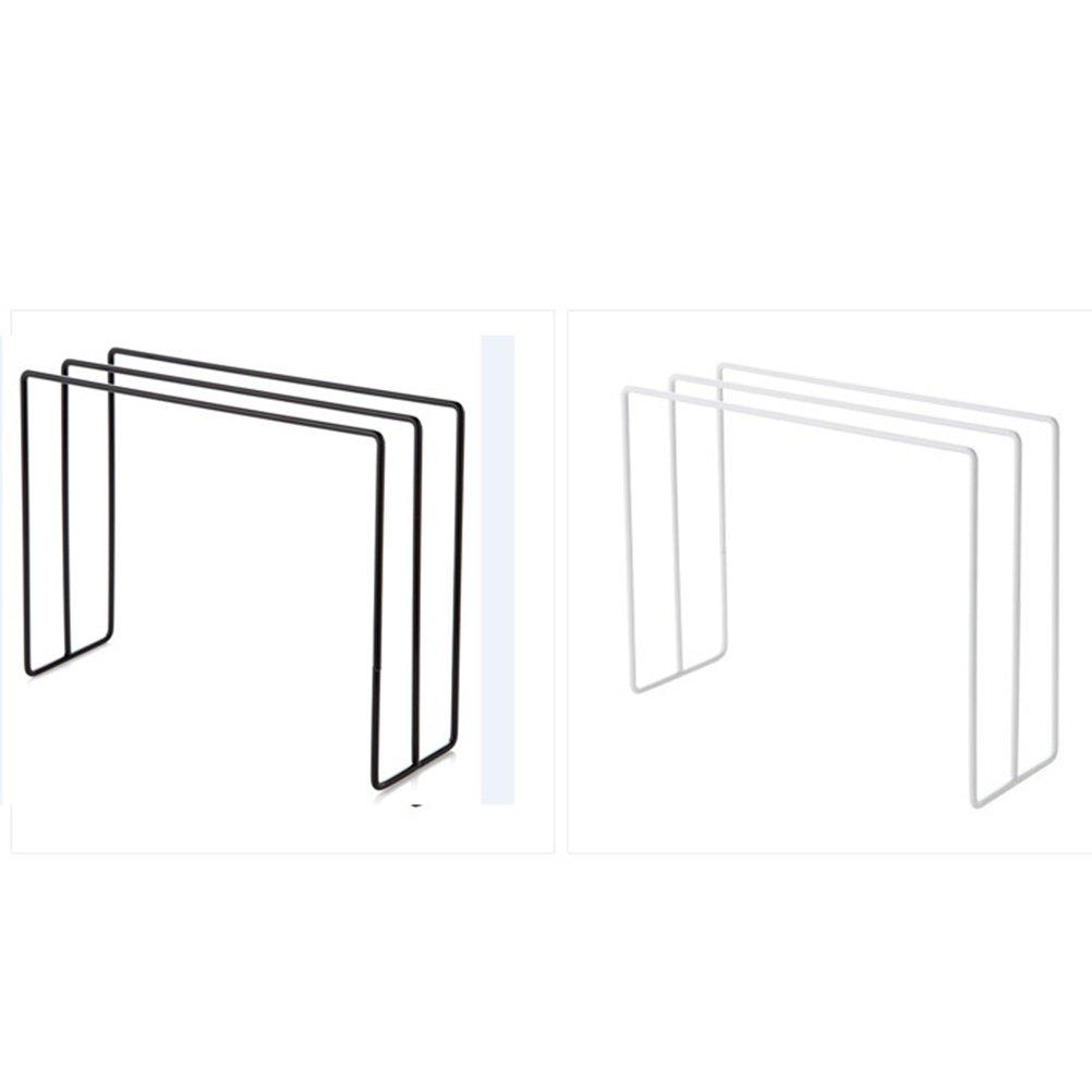 nero BESTONZON multiuso porta asciugamani canovaccio del supporto di pulizia asciugatura stracci organizer