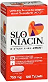 Mission Pharmacal Slo-niacin 750 mg, 100 Count